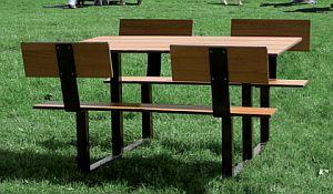 Picknick-Tisch RIGA, Standard-Version