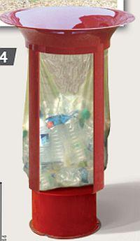 Abfallkorb CERGY ohne Korbverkleidung, Eco