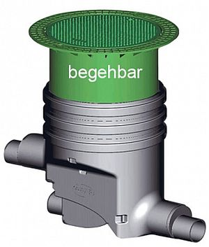 Optimax-Gewerbe Filter Extern begehbar
