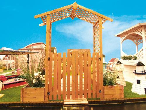 Ranken und Sichtschutz aus Holz Ranken und Sichtschutz aus Holz