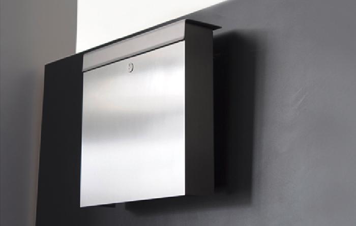 briefkasten l a va das original. Black Bedroom Furniture Sets. Home Design Ideas