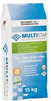 MULTISTAR Multifunktions-Fliesenkleber