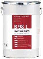 BOTAMENT� B 98 L - Bitumen Spachtelkitt (BOTAZIT�)