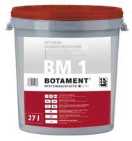 BOTAMENT® BM 1 - Bitumen-Dickbeschichtung 2K (BOTAZIT®)