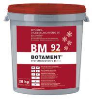 BOTAMENT� BM 92 Winter - Bitumen-Dickbeschichtung 2K (BOTAZIT�)