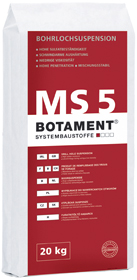 BOTAMENT� MS 5 - Bohrlochsuspension (BOTAZIT�)