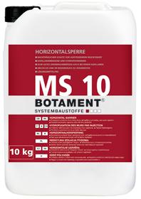 BOTAMENT® MS 10 - Horizontalaperre (BOTAZIT®)