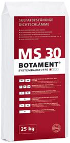 BOTAMENT� MS 30 - Sulfatbest�ndige Dichtschl�mme (BOTAZIT�)