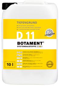 BOTAMENT® D 11 Tiefengrund (BOTACT®)