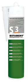 BOTAMENT® S 3 SUPAX® Naturstein Silikon