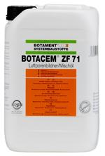 BOTAMENT� ZF 71 - Misch�l / Luftporenbilder (BOTACEM�)