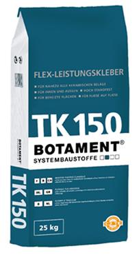 BOTAMENT® TK 150 - Hoch beständiger Fliesenkleber 2K (BOTON®)