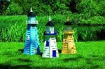 Holz Leuchtturm Norderney