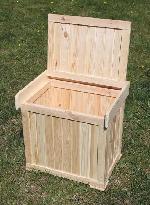 Holz Kissenbox Patrick