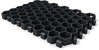 Rasengitter- Paddockplatte EASY aus Recyclingkunststoff 1/Stck ,Länge mm:500 ,Breite mm:400 ,Dicke mm:40