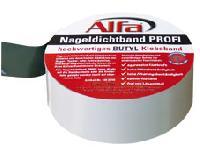 120 Alfa Nageldichtband PROFI (Butyl)