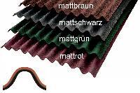 ONDULINE CLASSIC und ONDALUX Dach- und Wandplatten