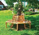 Holz Baumbank