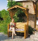 Holz Gartenlaube Starnberg