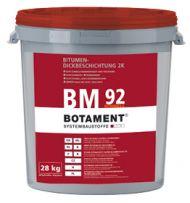 BOTAMENT® BM 92 Schnell Bitumendickbeschichtung 2K (BOTAZIT®)