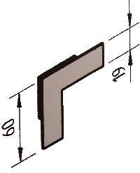 Vinylit® vinyCom® Systemecke (Farbclip)