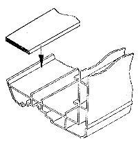 Vinylit® vinyCom® Dichtungsband 2/10 x 10