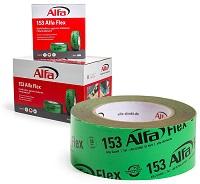 153 Alfa Flex Flexibles Folienklebeband