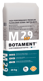 BOTAMENT® M 29 HP High Performance - Premium Flex Bodenkleber (BOTACT®)