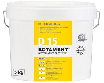 BOTAMENT� D 15 Haftgrundierung (BOTACT�)