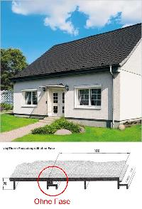 Vinylit® vinyTherm® Fassaden-Profil