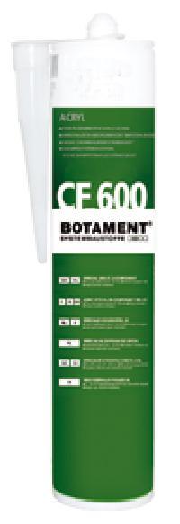 BOTAMENT® CF 600 - Abdichten von Fugen, Anschlüssen