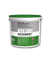 BOTAMENT® BTF 200 TERRACHAMP – Balkon- und Terrassenfugenmörtel