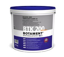 BOTAMENT® TERRACHAMP BTK 200 – Balkon- und Terrassenkleber