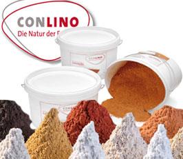 CONLINO Lehm-Farbe