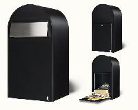 Original Bobi Grande B Postkasten 1/Stck ,Maße cm:32x60x27 ,Einwurf cm:8 x 26