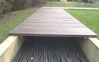 Kabelkanal-Abdeckplatten aus hanit®