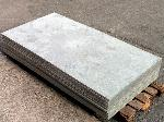 Platte aus Recyclingkunststoff (Standardplatte)