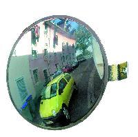 Garagenausfahrten / Einparkhilfe 1/Stck ,Spiegelfläche:D 300 ,max. BE:ca. 2 m