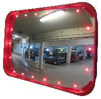 Beleuchteter Spiegel für den Innenbereich