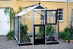 Gewächshaus Compact mit 5,0m² [Juliana]