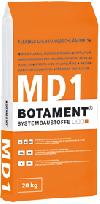BOTAMENT® MD1 Speed Flexible Dichtungsschlämme 1K