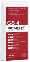 BOTAMENT� Renovation GS 4 - Zement�rer Gl�ttspachtel