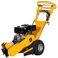 LUMAG Baumstumpffräse BSF-15 1/Stck ,Motor:4-Takt OHV-Benzinmotor, 389 cm³, 9,7 kW, 3.600 U/min ,Maße (LxBxH):ca. 1060x800x580