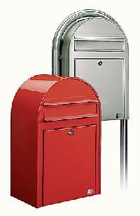 Original Bobi Classic Postkasten 1/Stck ,Maße cm:32x50x21 ,Einwurf:4x26,5