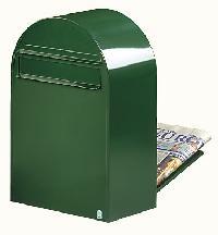Original Bobi Classic B Postkasten 1/Stck ,Maße com:32x50x21 ,Einwurf cm:4 x 26,5