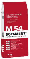 BOTAMENT� - M 54 Schnellestrich-Bindemittel