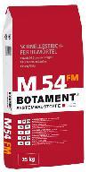 BOTAMENT® - M 54 FM Schnellestrich-Fertigmörtel