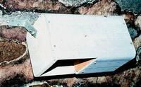Wasseramsel-Bachstelzennistkasten Nr. 19