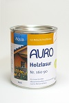 AURO Holzlasur, Aqua Nr. 160