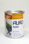 AURO Teaköl / Gartenmöbelöl Classic 102-